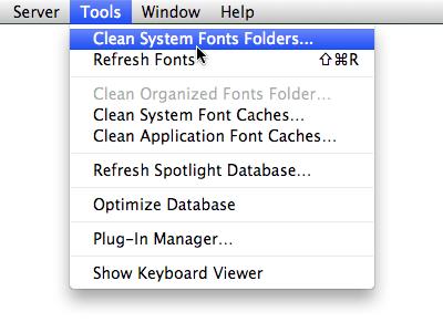 FontExplorerCleanFontsFolder.png