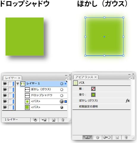 Illustrator CS3にダウングレードした状態